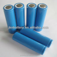 3.2V lithium-ion battery cell 18650 1200mah lifepo4 used for storage power in solar,wind system,electric tools,home appliance