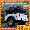 kindle portable camping trailer tent,with custom service