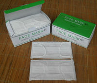 2014 hot sale disposable pm2.5 face mask