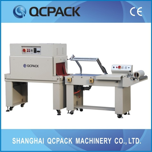 BTL-450+BM-500 shrink film machine