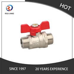 Brass Female Or Male Wholesale Price Npt Brass Ball Valve