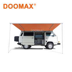 #DX600 Good Quality Polyester Fabric RV Awning for Car