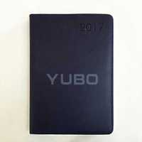 YB-1050 Academic Diary, Calendar Diary PU Cover Notebook brief style notepad with customized logo