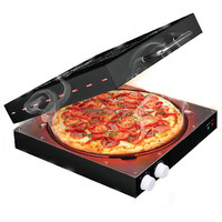 Electric pizza oven/pizza box/pizza maker