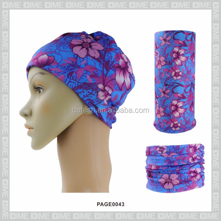 Wholesale Outdoor Sports Tube Seamless Multifunctional Magic Scarf