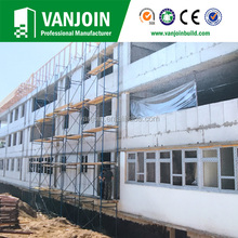 Modular Wall Panel Luxury Prefab Villa Foam Board Insulation