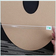 13mm Resealable double sided sealing tape for PP material bags