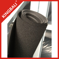 5mm Thin Thick Colored neoprene vulcanized Foam Rubber Sheet
