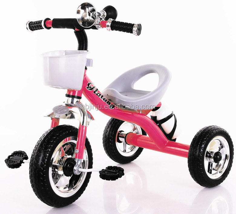 cheap Popular children tricycle kids 3 wheeler pedal car baby tricycle