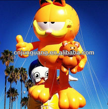 2017 new cartoon inflatable Garfield cat
