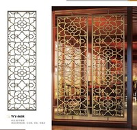 stainless steel/aluminium room divider for kitchen,hall,partment