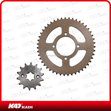 High Quality Motorcycle Driving Chain ; Sprocket Kit Motorcycle Chain Kit ; Motorcycle Sprocket Kit