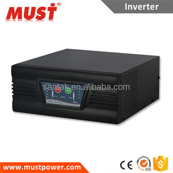 12V 24V 220V 600W 1000W Inverter with Battery Charger