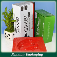 Manufacturer paper packaging box / customized packaging and labeling services