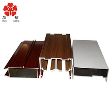 profile aluminium frame sliding glass window parts for sliding doors and window