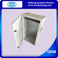 OEM IP Distribution Small Metal Box with Fans