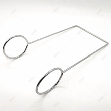 156mm 2 holes binding clip for calendar manufacturer direct in a low price 80mm width