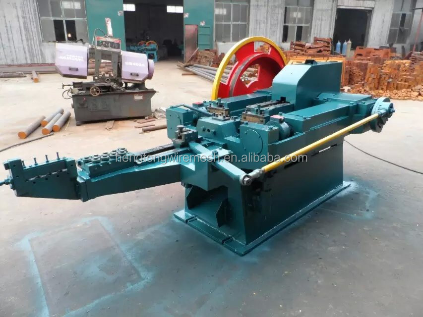 WIRE NAIL MAKING MACHINES (Automatic, High Speed)(For Pop Rivet / Blind Rivet)