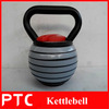 OEM 40LB Adjustable kettlebell Handle kettlebell with plates