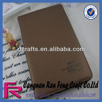 A4 PU Leather Notebook