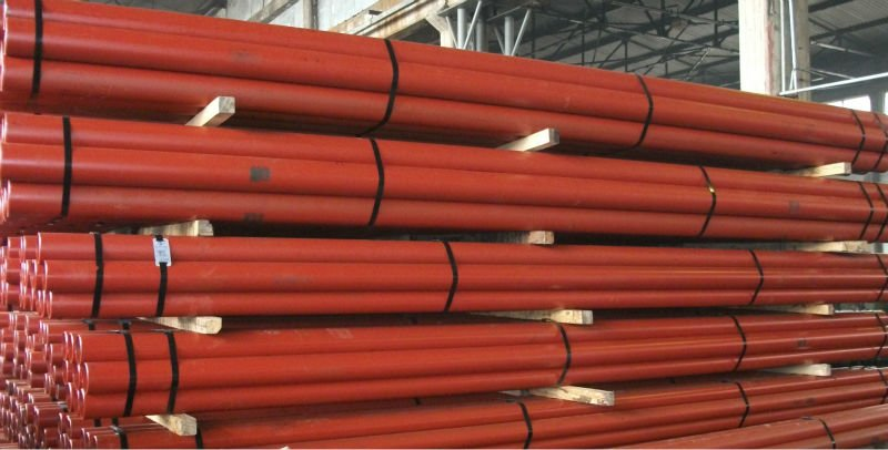 ERW Painted & Black and Hot Dip Galvanized Steel Pipes, ERW Steel Tubes, ERW Steel Hollow Sections