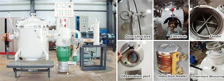 Vacuum Induction Melting Furnace, vacuum muffle furnace