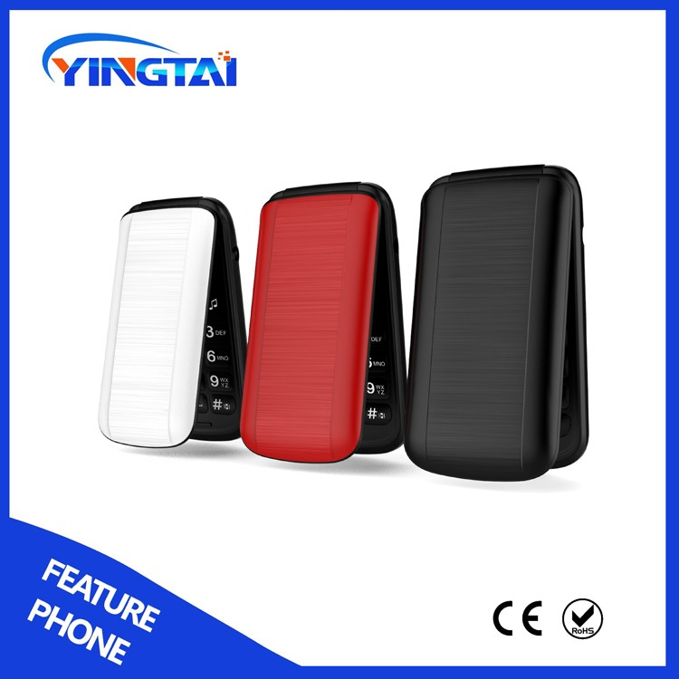 Shenzhen suppplier T26 GSM feature phone used mobile phone