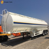 30ton 30cbm Customized 3 Axles Heated Asphaltic Bitumen Tank