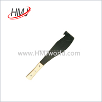 much favourable color wood banana machete knife