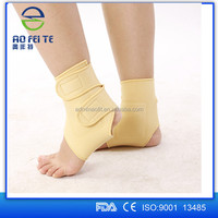Neoprene adjustable Avoid Injuries Excellent warm cotton Ankle Support for sports
