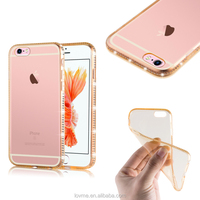 Diamond Gel Tpu Case Cover For iphone 6 4.7inch
