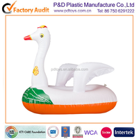 Little Swan duck Inflatable Swim Ring