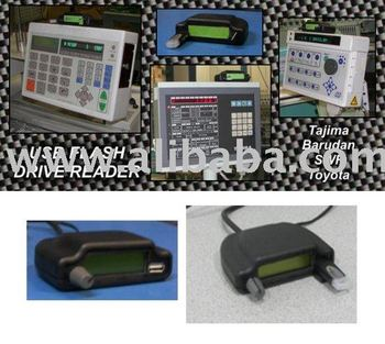 USB Flash Drive Reader for Embroidery Machines