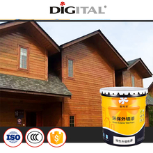 Superior alkali resistant protect topcoat oily exterior primer wall paint