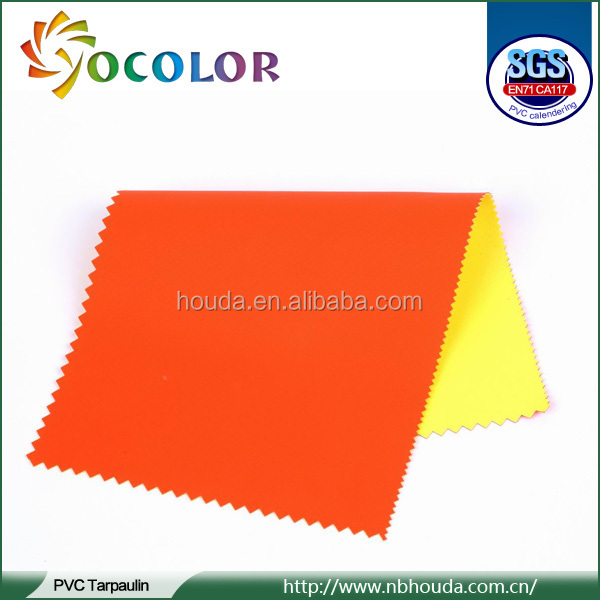 2015 new high light pvc 3m reflective fabric for raincoat