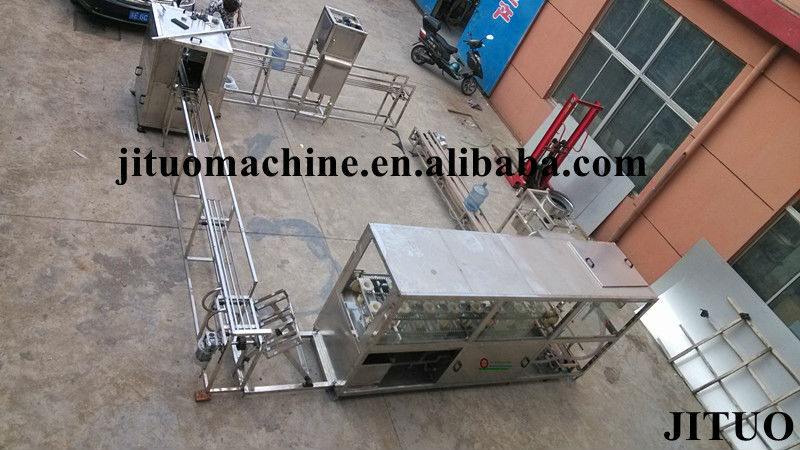 5gallon automatic production line