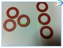 Postive Lithium Battery Spacer Insulation Paper 18650 Battery Washer