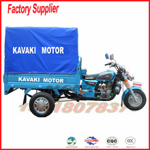 China factroy direct with seat for passenger and cargo three wheel motorcycle