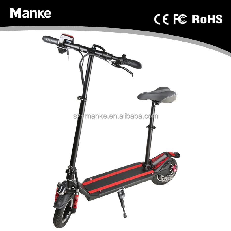 Best selling foldable two wheel electric scooter folding electric scooter with seat for adult , mini electric scooter with CE