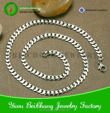 China Small Commodity Market Stainless Steel Chain To Make Jewelry