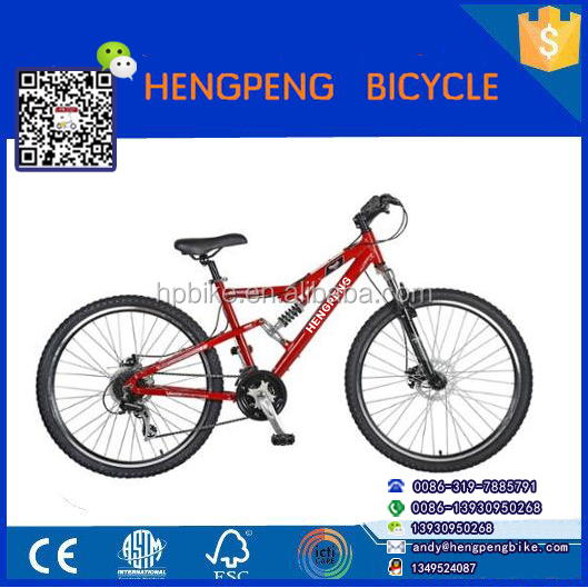 Popular stylish sell free ride blue mountain bike tour