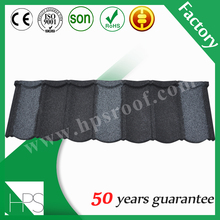 Stone Chip Coated Metal Roof Tile ,Aluminum Zinc Steel Roof Tile ,Colorful Sand Coated Metal Roof