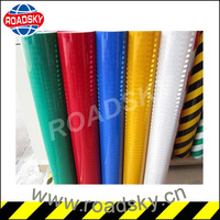High Brightness Micro Prism 3M Reflective Film For Traffic Safety