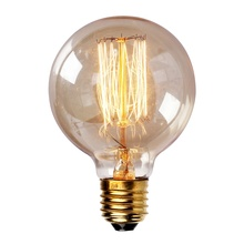 Wholesale E27 Antique globe bulb Vintage Edison Bulb carbon filament bulb classic lamp