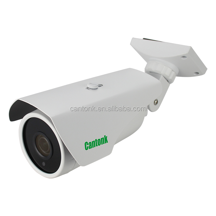 Top 10 CCTV Guangzhou Manufacturer small bullet CCTV Camera 20m IR Distance IP66 WaterProof AHD Security Cam
