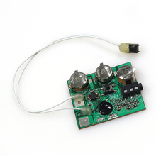Cheap slide switch recordable sound module for gift box