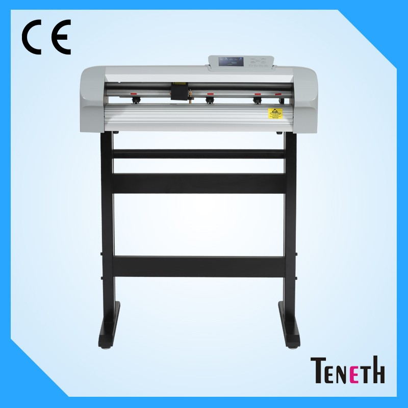 High quality cutting plotter driver 720 plotter cutting and print plotter sticker cutting machine