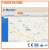 Mobile gps vehicle tracking server software