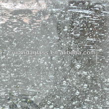 3/4/5/6/7/8/9/10mm seedy glass sheet (bubble glass)