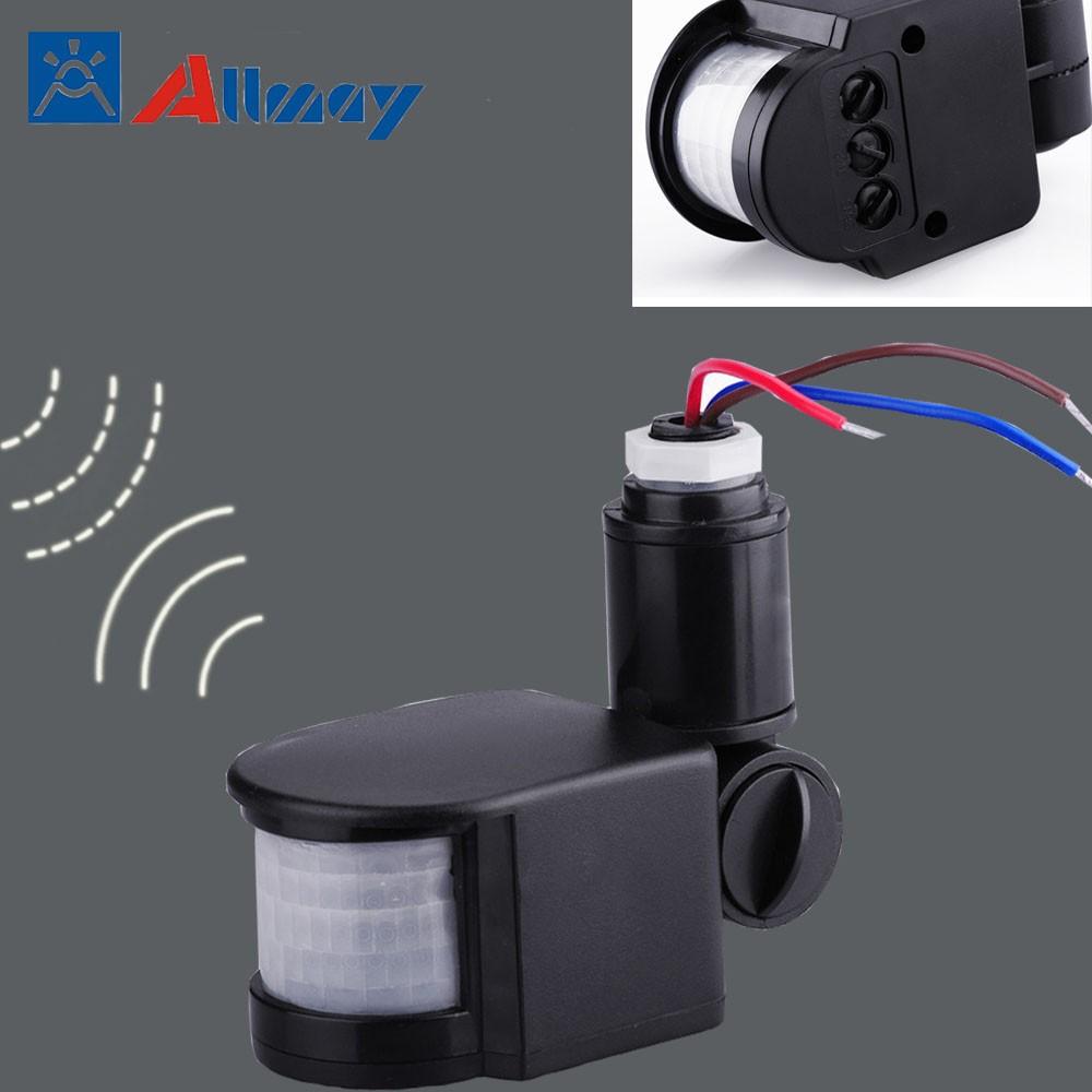 Ip54 Microwave Motion Sensor Switch Outdoor Lighting Sensor Module Buy Pir Motion Sensor